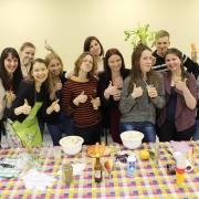 Su Lietuvos medicinos studentais