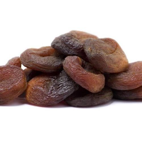 Džiovinti vaisiai ir uogos