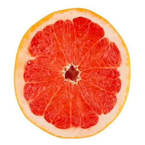 raudoni apelsinai