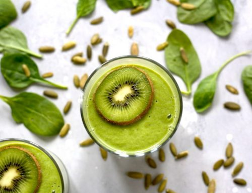 Žalieji kokteiliai: receptas