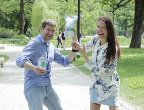 Lietuviškas sportinis gėrimas bėgikui Aidui Ardzijauskui